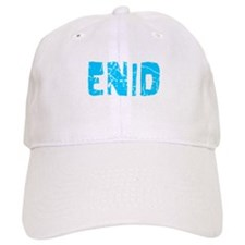 Enid Faded (Blue) Baseball Cap