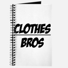 """""""Clothes Over Bros"""" Journal"""