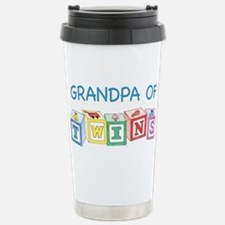 Cute Grandparents to be Travel Mug