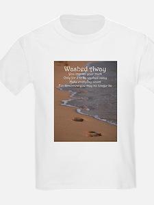 Footprints - Washed Away T-Shirt