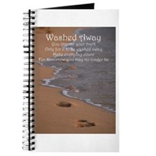 Footprints - Washed Away Journal