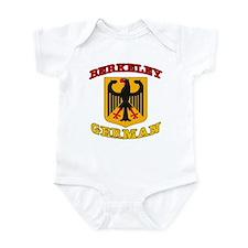 Berkeley German Infant Bodysuit