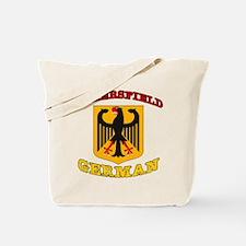 Bakersfield German Tote Bag