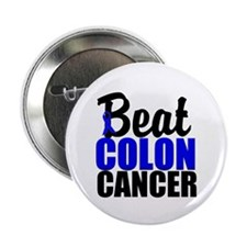 "Beat Colon Cancer 2.25"" Button (10 pack)"