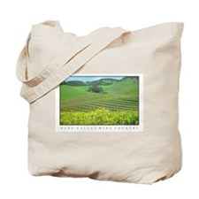napa valley wine country Tote Bag