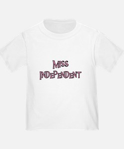 Miss Independent T