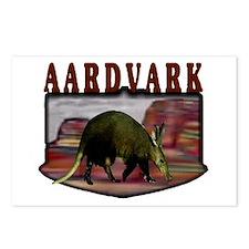 Aardvark mesa Postcards (Package of 8)