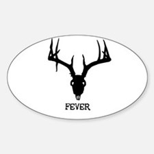 Fever Oval Decal