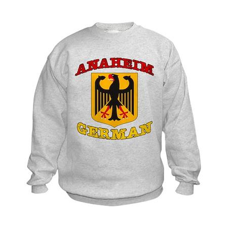 Anaheim German Kids Sweatshirt