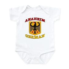 Anaheim German Infant Bodysuit