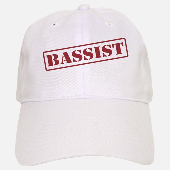 BASSIST STAMP Baseball Baseball Cap