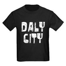 Daly City Faded (Silver) T