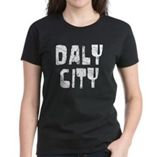 Daly City Faded (Silver) Tee
