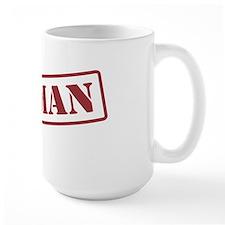 BARMAN STAMP Mug