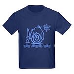 Primitive Penguin Kids Dark T-Shirt