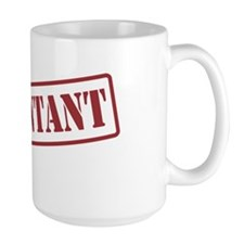 ACCOUNTANT STAMP Mug