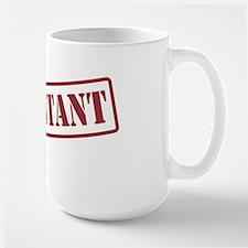 ACCOUNTANT STAMP Mug