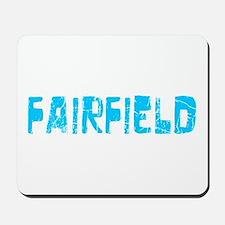 Fairfield Faded (Blue) Mousepad