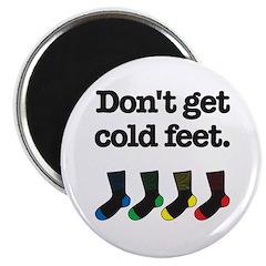 The Knitting Mafia: Cold Feet 2.25