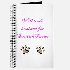 Will Trade Husband For Scottish Terrier Journal