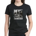 SFPD Mounted Police Women's Dark T-Shirt