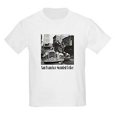 SFPD Mounted Police T-Shirt