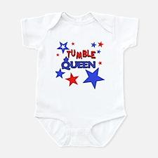Tumble Queen Infant Bodysuit