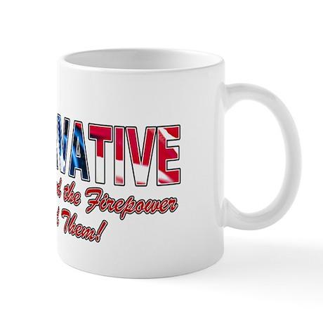 Evil Conservative (American) Mug