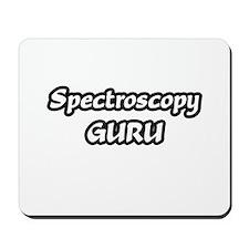 """Spectroscopy Guru"" Mousepad"