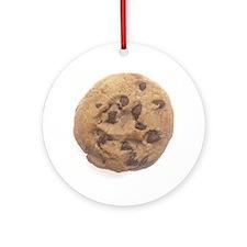 Cute Food Ornament (Round)