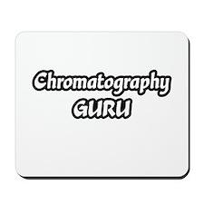 """Chromatography Guru"" Mousepad"