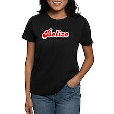 Retro Belize (Red) Tee