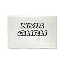 """NMR Guru"" Rectangle Magnet"