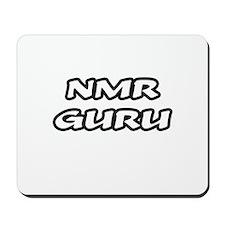 """NMR Guru"" Mousepad"