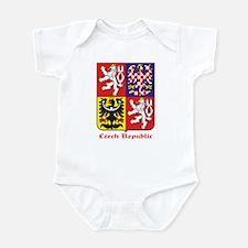 Czech Republic Infant Bodysuit