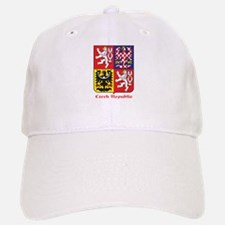 Czech Republic Baseball Baseball Cap