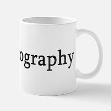 I Love Photography Mug