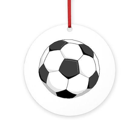 Soccer Ball Keepsake (Round)
