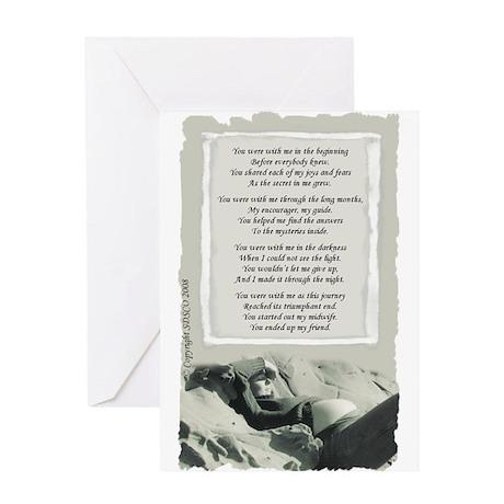 Midwifery Greeting Card