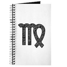 Cute Virgo symbol Journal