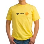 I AM HIS SUNSHINE Yellow T-Shirt