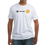 I AM HIS SUNSHINE Fitted T-Shirt