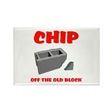 CHIP Rectangle Magnet