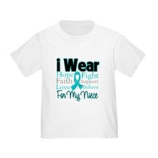 Niece - Ovarian Cancer T
