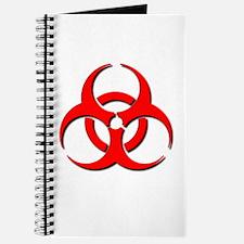 Biohazard Symbol Journal