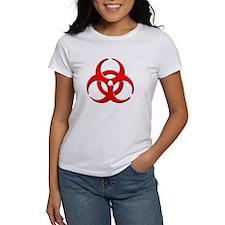Biohazard Symbol Tee