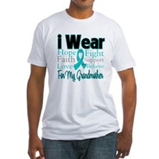 Grandmother Ovarian Cancer Shirt