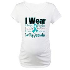 Grandmother Ovarian Cancer Shirt
