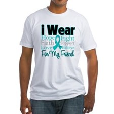 Friend Ovarian Cancer Shirt