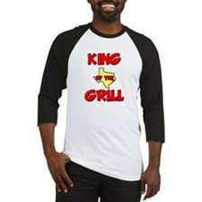 King of the Hill Baseball Jersey